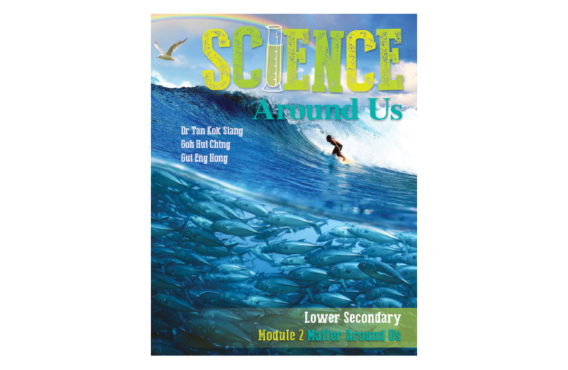 Science Around Us Module 2 Matter Around Us Textbook<span></span>