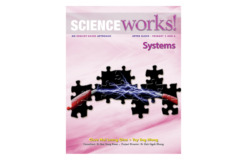 Science Works! Upper Block Textbook - Systems<span></span>