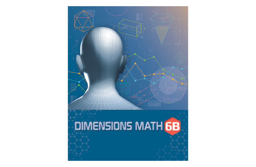 Dimensions Math Common Core Textbook 6B<span></span>