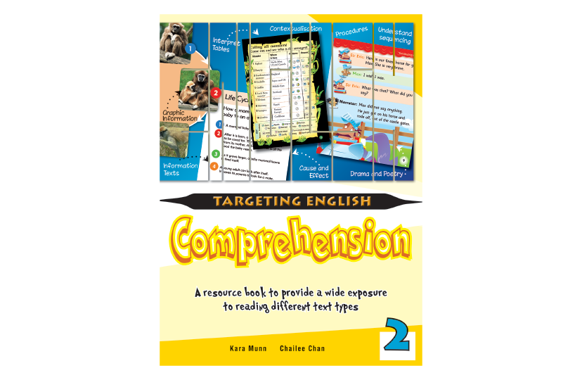 Targeting English Comprehension Book 2<span></span>