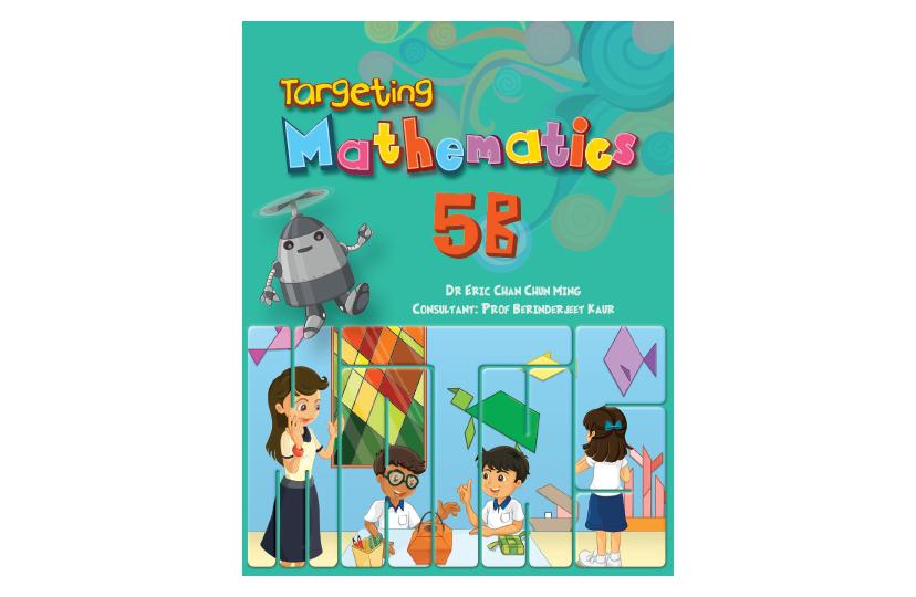 Targeting Mathematics Textbook 5B<span></span>