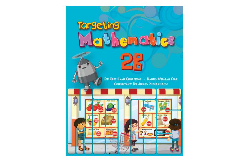 Targeting Mathematics Textbook 2B<span></span>