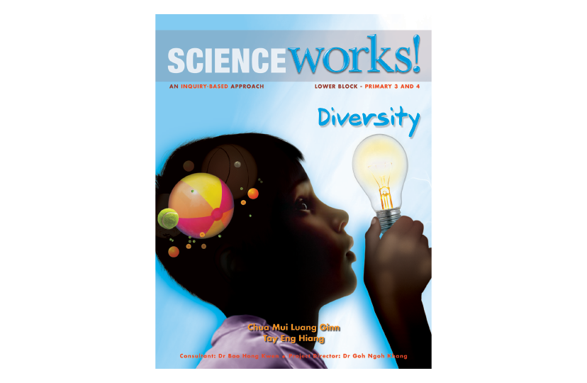 Science Works! Lower Block Textbook - Diversity<span></span>