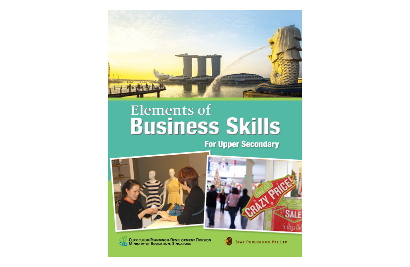 Elements of Business Skills Textbook<span></span>