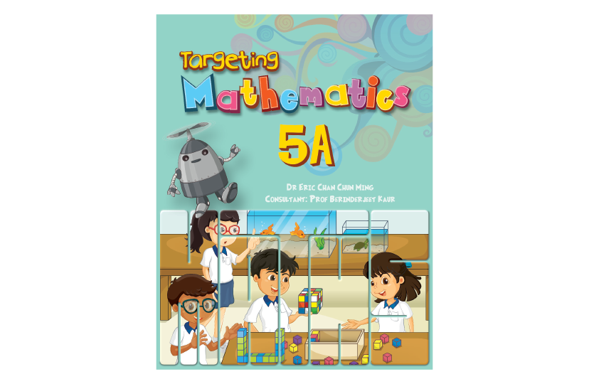Targeting Mathematics Textbook 5A<span></span>
