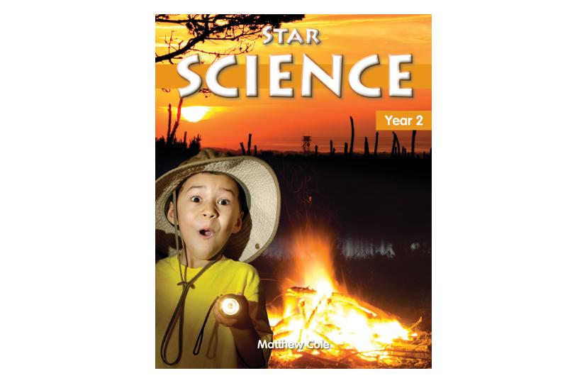 Star Science Workbook Year 2<span></span>
