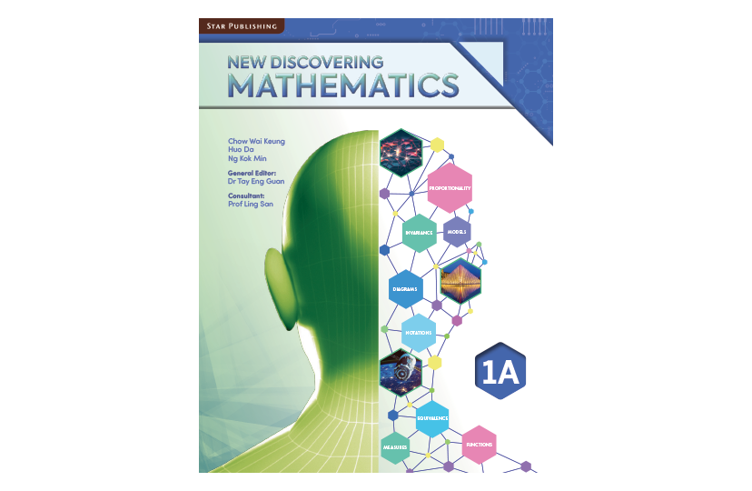 New Discovering Mathematics 1A (Express)<span></span>
