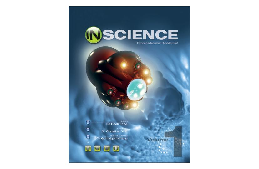 In Science Volume 1 Textbook<span></span>