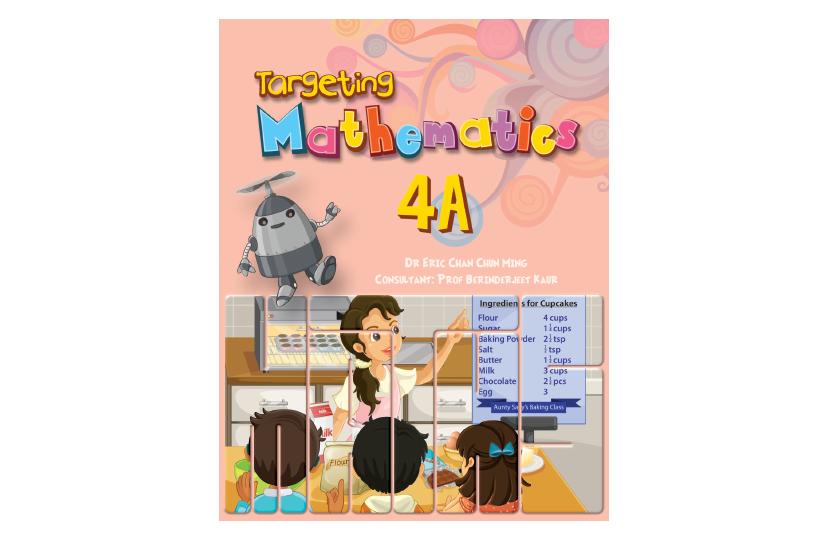 Targeting Mathematics Textbook 4A<span></span>