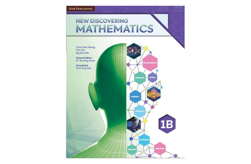 New Discovering Mathematics 1B (Express)<span></span>