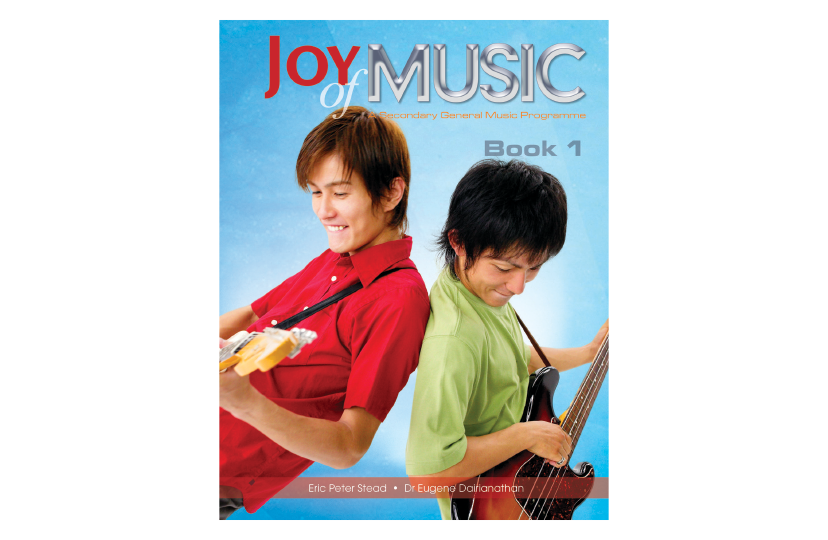Joy of Music Book 1<span></span>