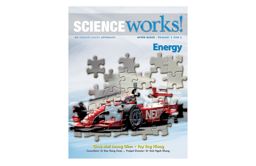 Science Works! Upper Block Textbook - Energy<span></span>