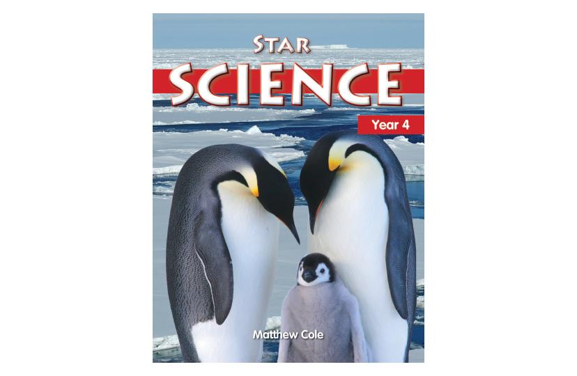 Star Science Workbook Year 4<span></span>