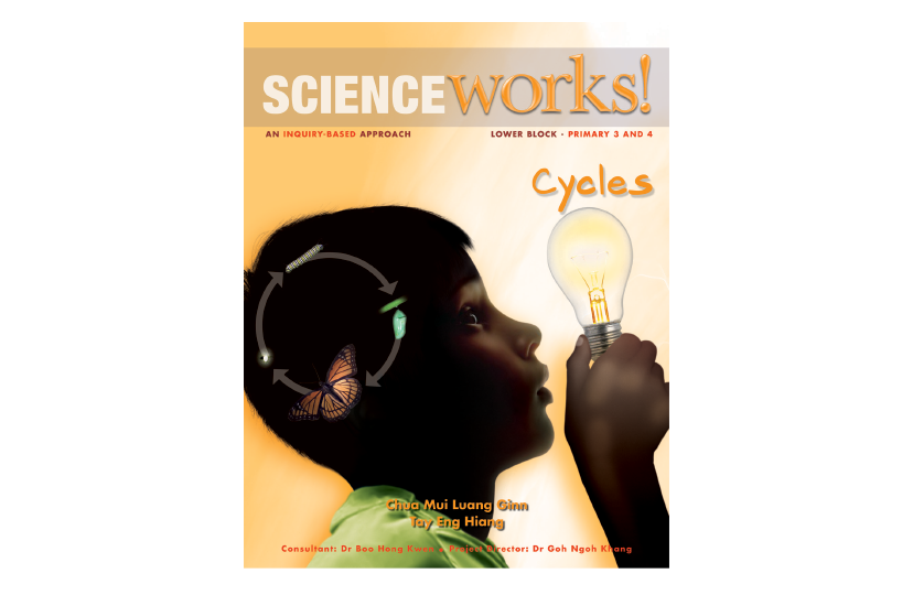 Science Works! Lower Block Textbook - Cycles<span></span>