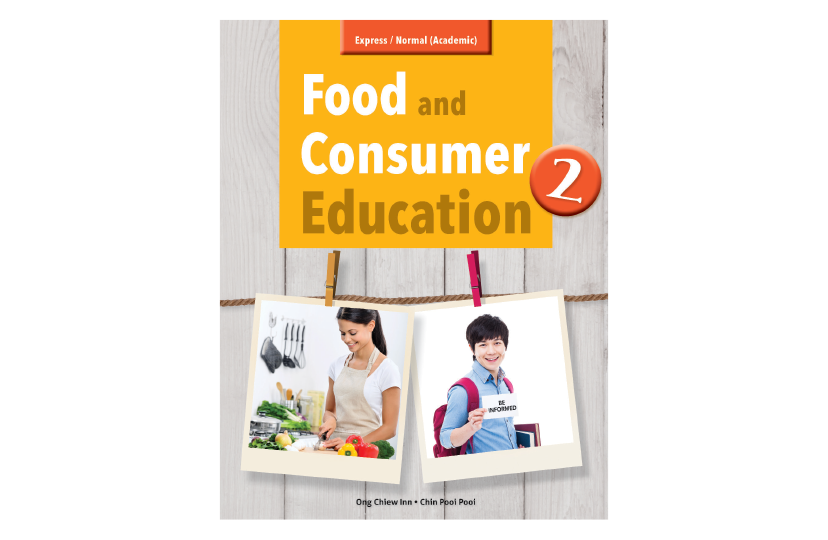 Food and Consumer Education 2 (Exp/NA) Textbook<span></span>