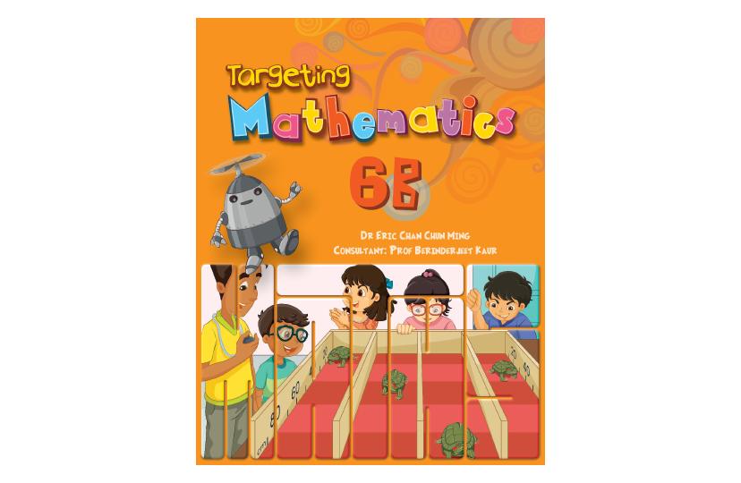 Targeting Mathematics Textbook 6B<span></span>