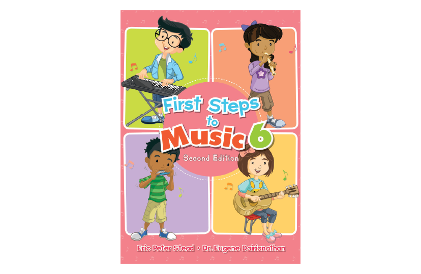 First Steps to Music Primary 6 Textbook (2nd Edition)<span></span>