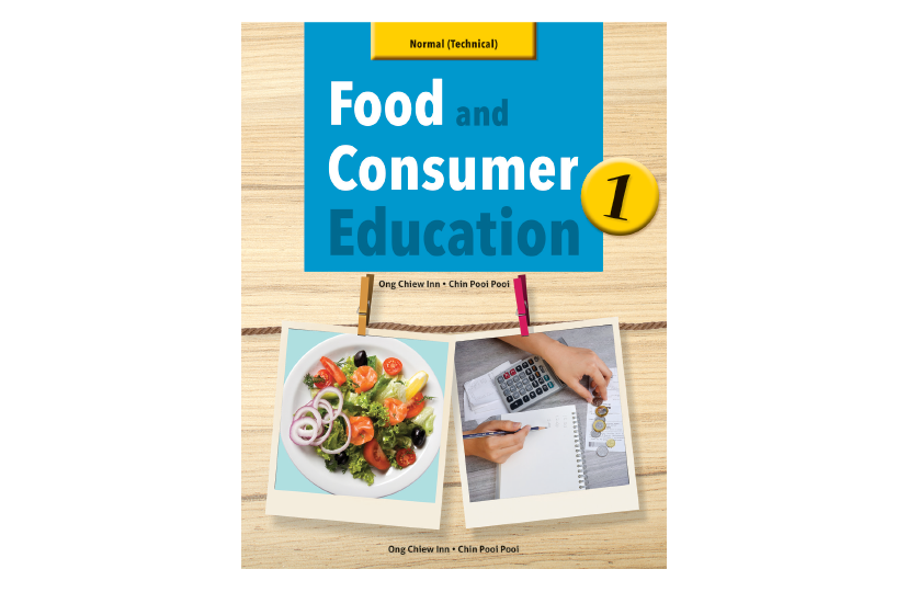 Food and Consumer Education 1 (NT) Textbook <span></span>