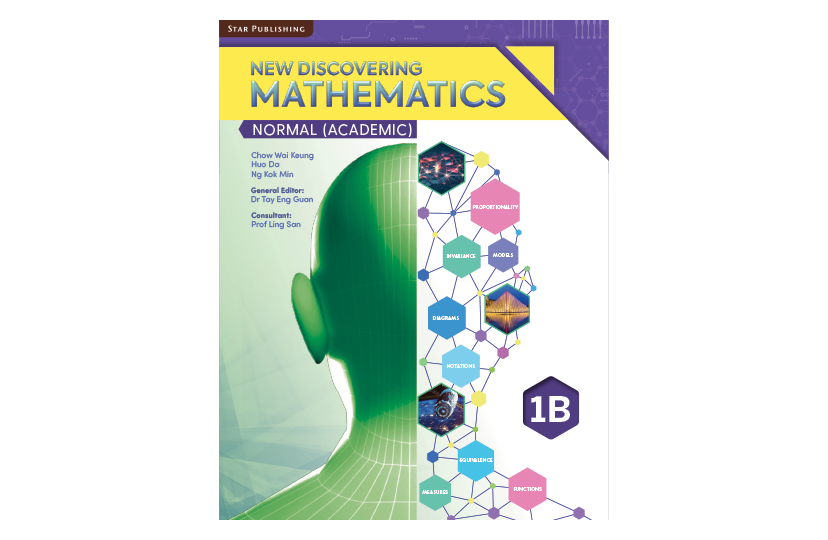 New Discovering Mathematics 1B (Normal Academic)<span></span>