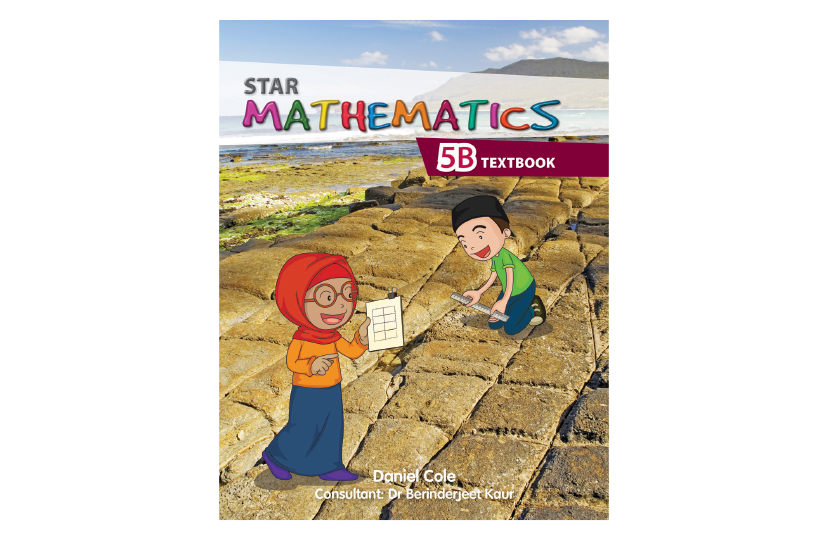 Star Mathematics Textbook for Year 5B<span></span>