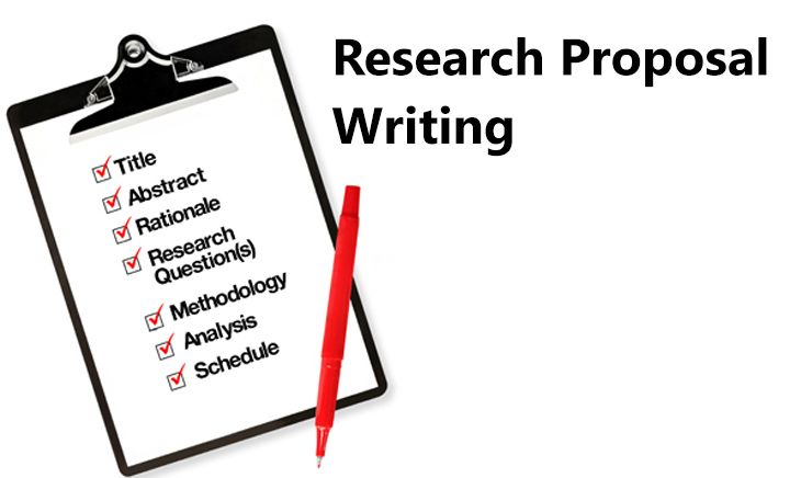 Research Proposal  Dissertation Writing